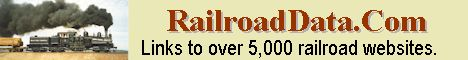 RailroadData.com Railroad Links Directory and Search Engine